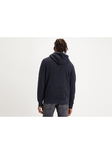 Levi's® Erkek Hoodie New Original 34581-0001 Siyah